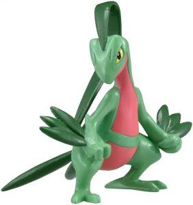 Figura de Grovyle de Takara Tomy - Figuras coleccionables de Grovyle de Pokemon
