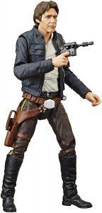 Figura de Han Solo de 40 Aniversario de Hasbro - Figuras coleccionables de Han Solo de Star Wars