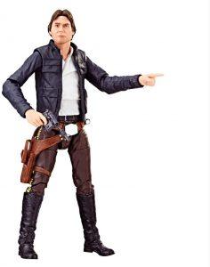 Figura de Han Solo de Bespin - Figuras coleccionables de Han Solo de Star Wars