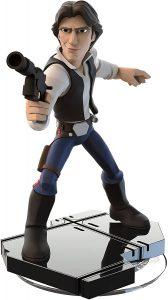 Figura de Han Solo de Disney Infinity - Figuras coleccionables de Han Solo de Star Wars