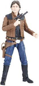 Figura de Han Solo de Han Solo de Black Series de Hasbro - Figuras coleccionables de Han Solo de Star Wars