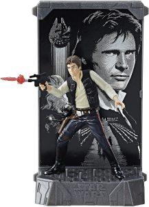 Figura de Han Solo de Hasbro - Figuras coleccionables de Han Solo de Star Wars