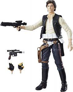 Figura de Han Solo de Kenner - Figuras coleccionables de Han Solo de Star Wars