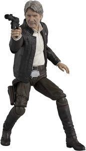 Figura de Han Solo de The Force Awakens de Bandai - Figuras coleccionables de Han Solo de Star Wars