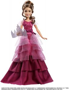 Figura de Hermione Granger Baile de Mattel - Figuras coleccionables de Hermione Granger de Harry Potter