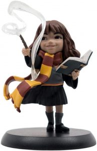 Figura de Hermione Granger de Quantum Mechanix - Figuras coleccionables de Hermione Granger de Harry Potter
