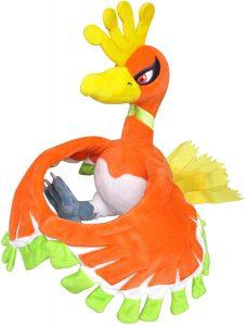 Figura de Ho-Oh de Peluche - Figuras coleccionables de Ho-Oh de Pokemon
