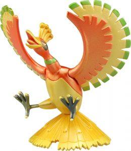 Figura de Ho-Oh de Takara Tomy - Figuras coleccionables de Ho-Oh de Pokemon