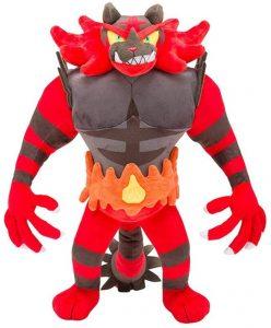 Figura de Incineroar de Peluche - Figuras coleccionables de Incineroar de Pokemon