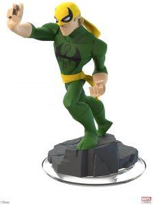 Figura de Iron Fist de Disney Infinity - Figuras coleccionables de Iron Fist