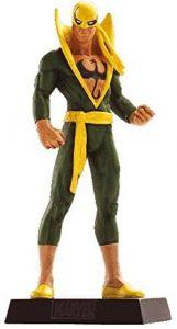 Figura de Iron Fist de Eaglemoss - Figuras coleccionables de Iron Fist