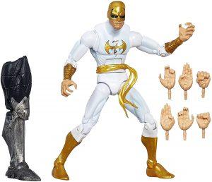 Figura de Iron Fist de MARVEL LEGENDS INFINITE SERIES - Figuras coleccionables de Iron Fist