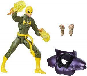 Figura de Iron Fist de Marvel Legends - Figuras coleccionables de Iron Fist