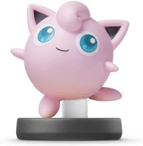 Figura de Jigglypuff de Amiibo - Figuras coleccionables de Jigglypuff de Pokemon
