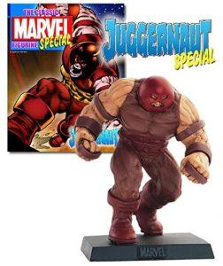Figura de Juggernaut de los X-Men de Eaglemoss - Figuras coleccionables de Juggernaut