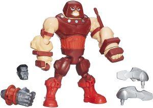 Figura de Juggernaut de los X-Men de Super Hero Mashers - Figuras coleccionables de Juggernaut
