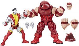 Figura de Juggernaut vs Coloso de los X-Men de Marvel Legends - Figuras coleccionables de Juggernaut