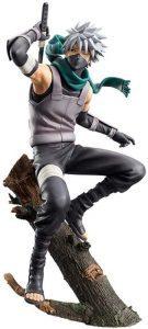 Figura de Kakashi de Naruto de Action Figure - Figuras coleccionables de Kakashi