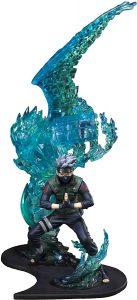 Figura de Kakashi de Naruto de Bandai - Figuras coleccionables de Kakashi