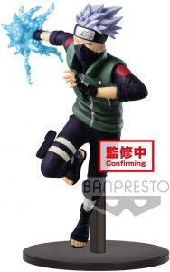 Figura de Kakashi de Naruto de Banpresto - Figuras coleccionables de Kakashi