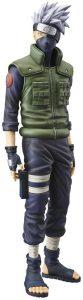 Figura de Kakashi de Naruto de Banpresto de Naruto - Figuras coleccionables de Kakashi