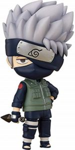 Figura de Kakashi de Naruto de Good Smile Company - Figuras coleccionables de Kakashi