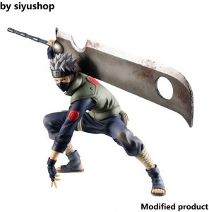 Figura de Kakashi de Naruto de Siyushop - Figuras coleccionables de Kakashi
