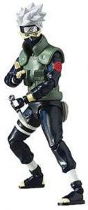 Figura de Kakashi de Naruto de Toynami - Figuras coleccionables de Kakashi