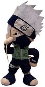 Figura de Kakashi de Naruto de peluche 2 - Figuras coleccionables de Kakashi