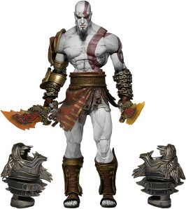 Figura de Kratos de God of War de God of War 3 - Figuras coleccionables de God of War