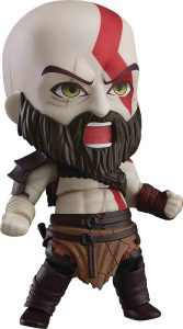 Figura de Kratos de God of War de Good Smile Company - Figuras coleccionables de God of War