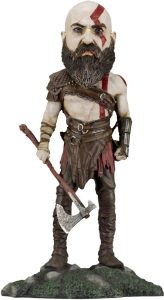 Figura de Kratos de God of War de HEAD KNOCKER - Figuras coleccionables de God of War