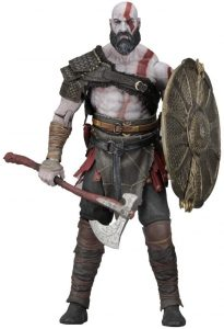 Figura de Kratos de God of War de NECA - Figuras coleccionables de God of War