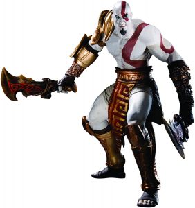 Figura de Kratos de God of War de Toy Zany - Figuras coleccionables de God of War