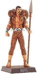 Figura de Kraven el Cazador de Eaglemoss - Figuras coleccionables de Kraven el Cazador