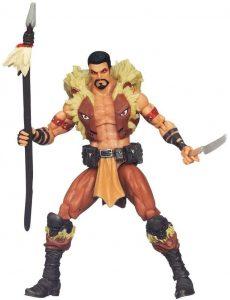 Figura de Kraven el Cazador de Hasbro - Figuras coleccionables de Kraven el Cazador