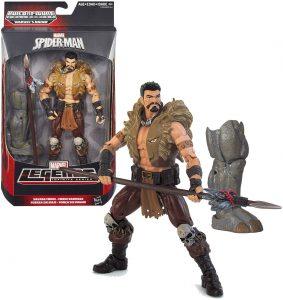 Figura de Kraven el Cazador de Marvel Legends - Figuras coleccionables de Kraven el Cazador