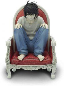 Figura de L de Super Figure Collection - Figuras coleccionables de L de Death Note