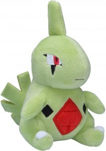 Figura de Larvitar de Peluche - Figuras coleccionables de Larvitar de Pokemon