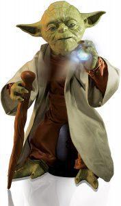 Figura de Legendary Yoda Trainer Standard de Hasbro - Figuras coleccionables de Yoda de Star Wars