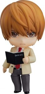 Figura de Light Yagami de NENDOROID - Figuras coleccionables de Light de Death Note