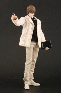 Figura de Light Yagami de Premium - Figuras coleccionables de Light de Death Note