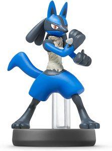 Figura de Lucario de Amiibo - Figuras coleccionables de Lucario de Pokemon
