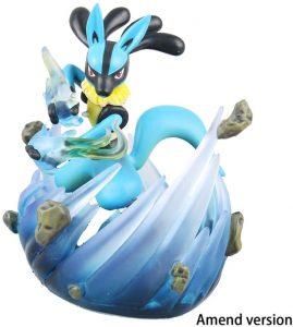 Figura de Lucario de Collection - Figuras coleccionables de Lucario de Pokemon