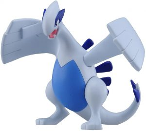 Figura de Lugia de Takara Tomy 2 - Figuras coleccionables de Lugia de Pokemon