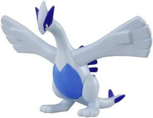 Figura de Lugia de Tomy - Figuras coleccionables de Lugia de Pokemon