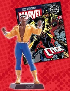 Figura de Luke Cage Comics de Eaglemoss - Figuras coleccionables de Luke Cage