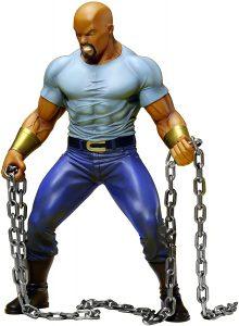 Figura de Luke Cage de Kotobukiya - Figuras coleccionables de Luke Cage