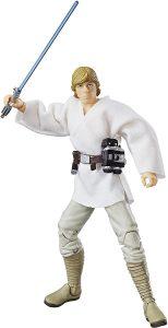 Figura de Luke Skywalker 40 Aniversario de Hasbro - Figuras coleccionables de Luke Skywalker de Star Wars