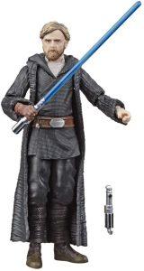 Figura de Luke Skywalker Episodio 8 de Hasbro - Figuras coleccionables de Luke Skywalker de Star Wars